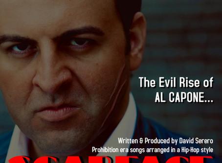 «SCARFACE, The AL CAPONE Musical» présente des standards de la prohibition réarrangés en Hip-Hop