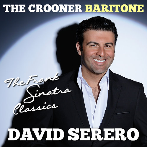 THE CROONER BARITONE - Album