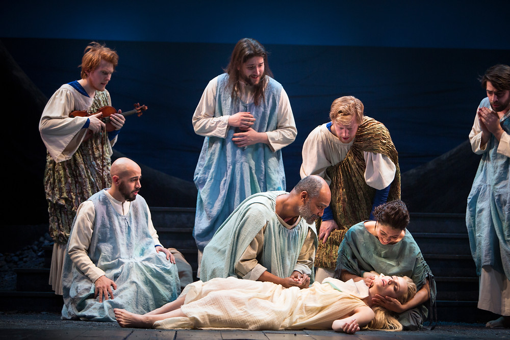 PERICLES by Trevor Nunn - The Culture News