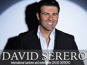 Quelques dates pour rire et chanter avec David Serero à New York
