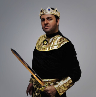 Opera Star DAVID SERERO takes the title role of NABUCCO in NEW YORK