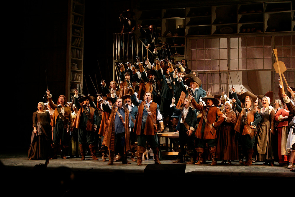 Cyrano of Bergerac - Metropolitan Opera - The Culture News