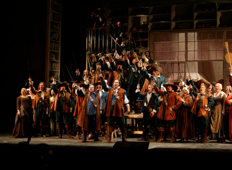 Roberto Alagna Stars in the Title Role of Alfano's Cyrano de Bergerac