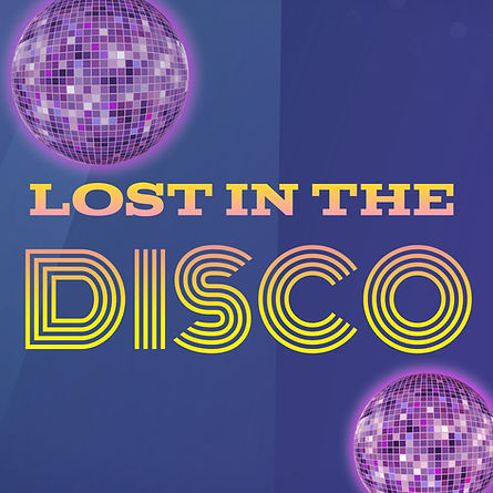 LOST IN THE DISCO LOGO