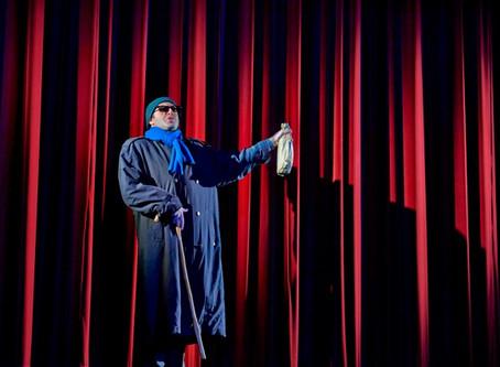 BEGGAR'S HOLIDAY a musical by Duke Ellington - 2012 Paris Production - David Serero as Happy Mac