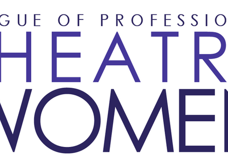 THE LEAGUE OF PROFESSIONAL THEATRE WOMEN honors BETTY CORWIN Founder of the theatre archives at Linc