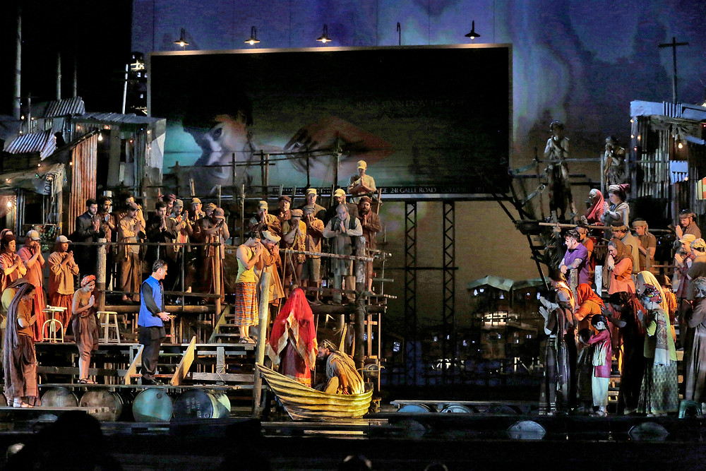 Pearl Fishers - The Metropolitan Opera - The Culture News