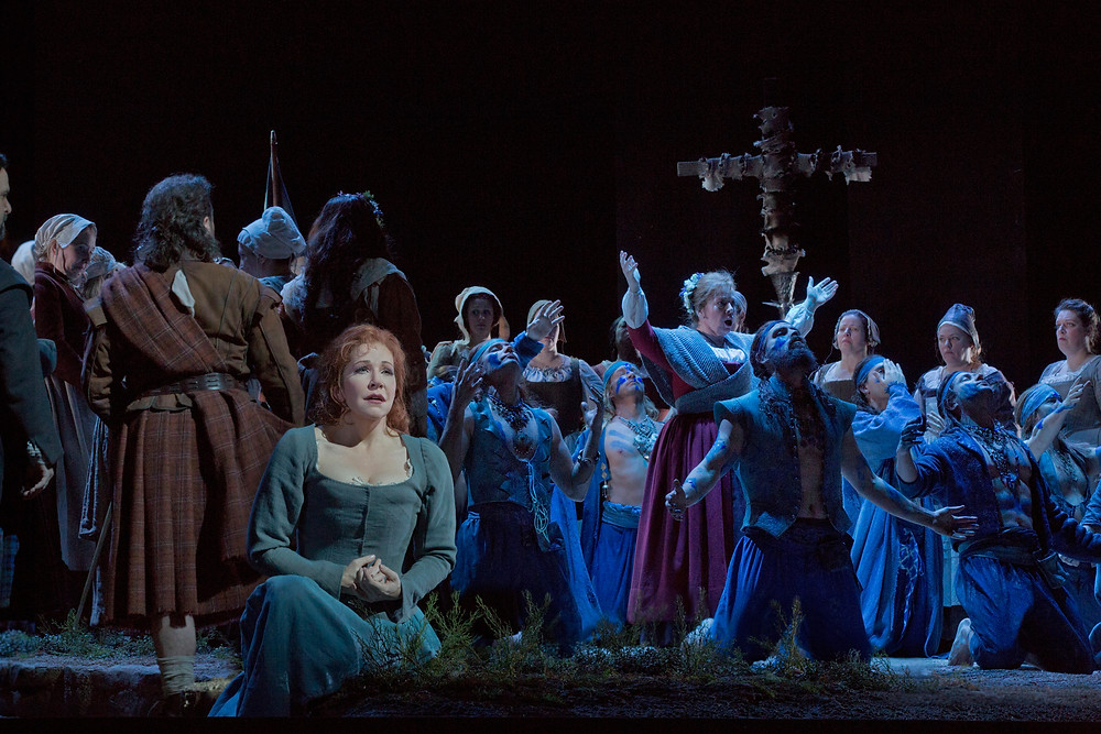 La Donna del Lago - Metropolitan Opera - The Culture News