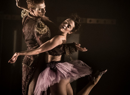 REVIEW: THE NUTCRACKER ROUGE by COMPANY XIV at the Minetta Lane Theatre, New York