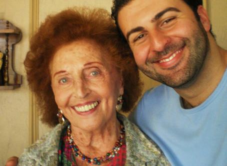 L'hommage à la chef de chant Janine Reiss par le baryton David Serero