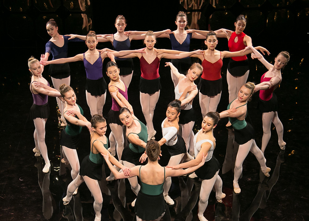 The School of American Ballet's 2016 WINTER BALL - The Culture News