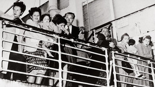 Eleanor Roosevelt and the Jewish Refugees She Saved: The Story of the S. S. Quanza