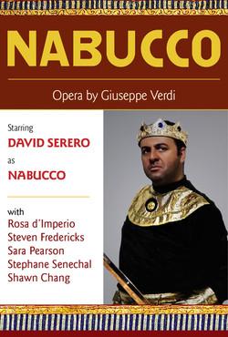 David Serero Nabucco DVD
