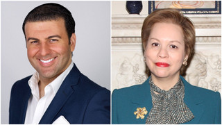 David Serero to perform for the Princess of Morocco Lalla Joumala for the Feast of Throne in Washing