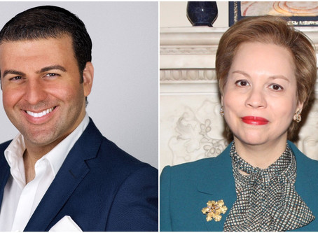 David Serero to perform for the Princess of Morocco Lalla Joumala in Washington DC for the Feast of