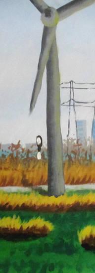Groningen met Windmolens!? Nr. 9