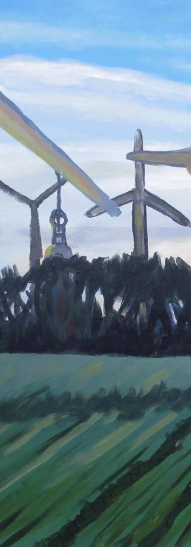 Groningen met Windmolens!? Nr. 3