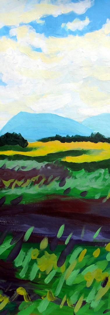 Plateau boven de Loire
