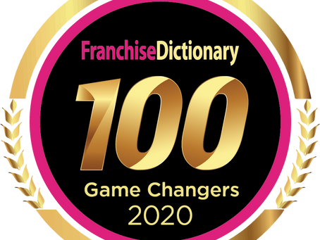 IMAGE Studios® announced in Franchise Dictionary Magazine's TOP 100 Game Changers for 2020!