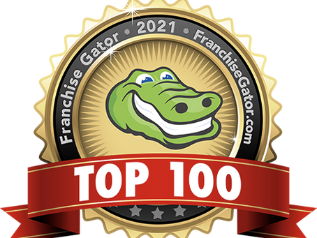IMAGE Studios® Selected a Top Emerging Franchise for 2021 by Franchise Gator