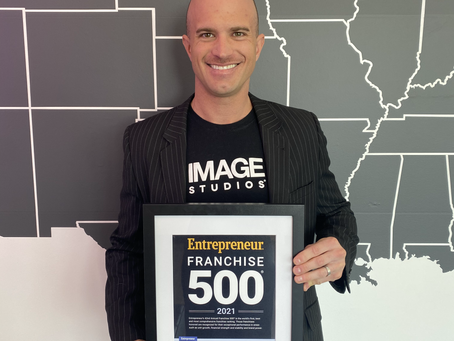 IMAGE Studios® Blasts into the Entrepreneur's Highly Competitive 42nd Annual Franchise 500®
