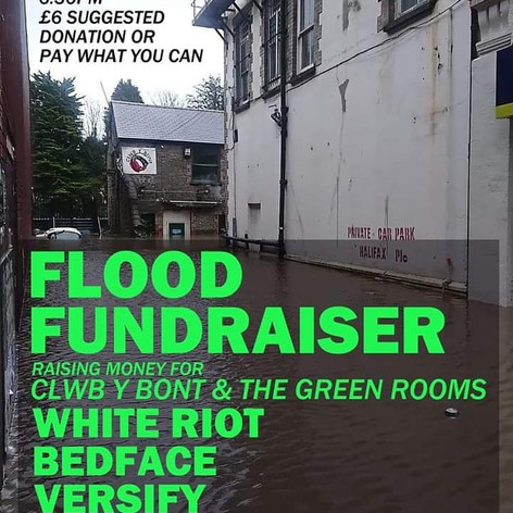 Flood Fundraiser