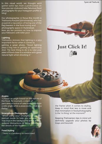 Featured in CEIA Magazine