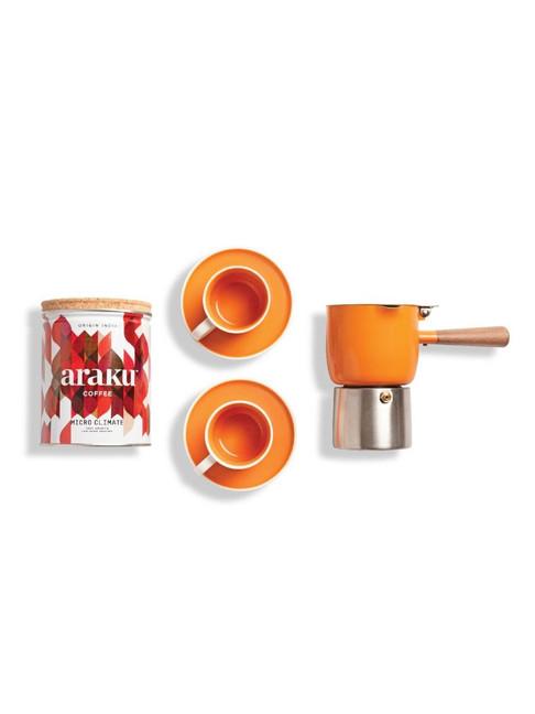 Photography and Styling for Araku Coffee