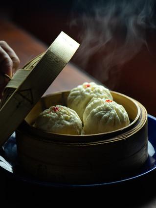 Steamed Pork Bao