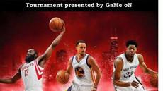 Game oN's NBA2K16 Tournament - 7/30/16