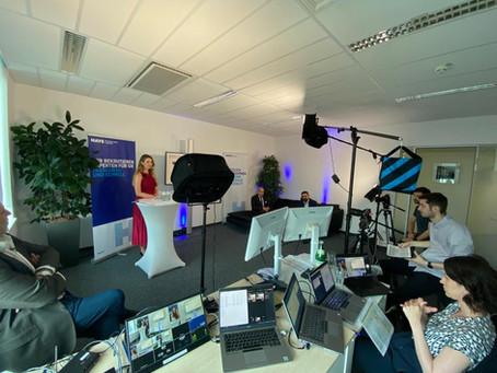 Auslandsprojekt: Livestream Kickoff Hays Austria
