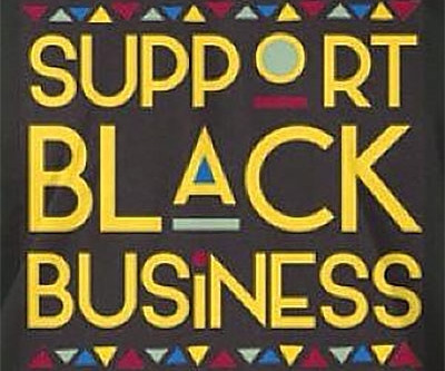 SUPPORT BLACK-OWNED BUSINESSES
