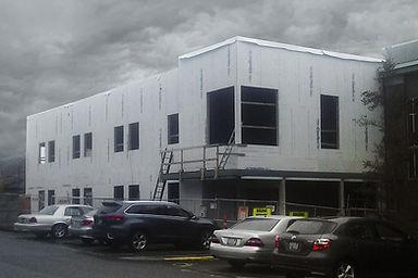 Barkley Progress photo Medical Building
