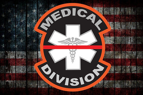 Medical Division Patch