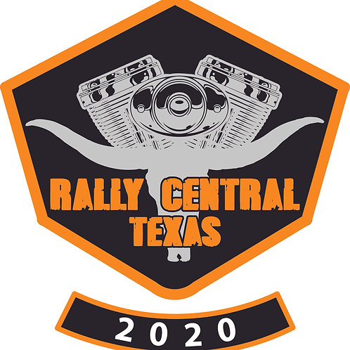 RALLY CENTRAL PATCH WITH YEAR