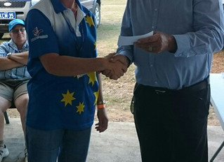 Toowoomba Pistol Club hosts Regional Championships at Helidon