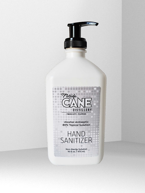 Hand Sanitizer 16 oz. with Hand Pump