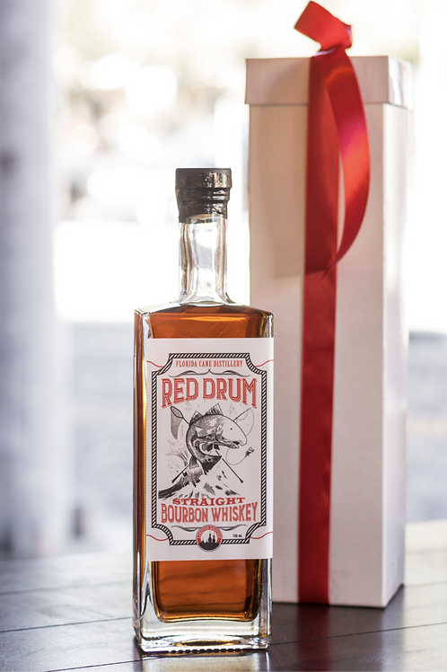 Limited Edition Red Drum Bourbon