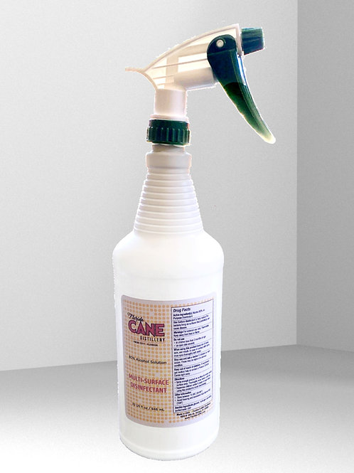 32 oz. Multi-Surface Disinfectant w/ Spray Nozzle