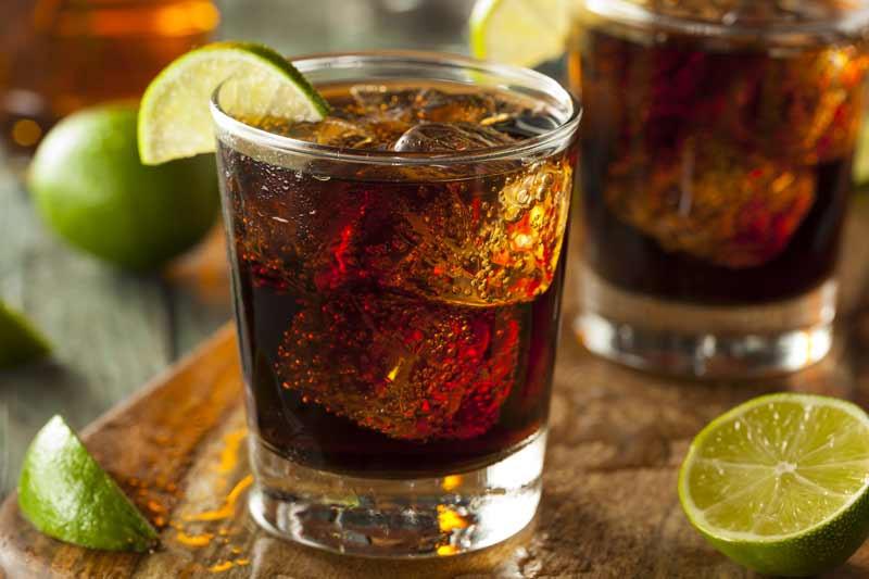 El Encanto Silver Rum Cocktail Recipes