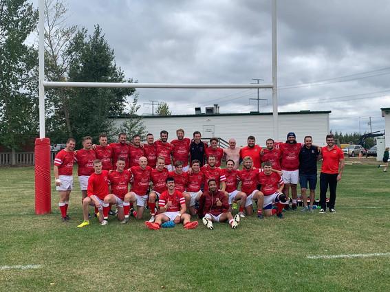 Senior Men Announce 2023 Wales Tour