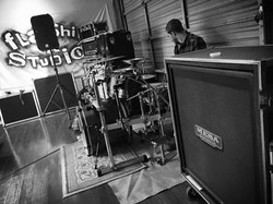 Drum Tracking in the Big Room