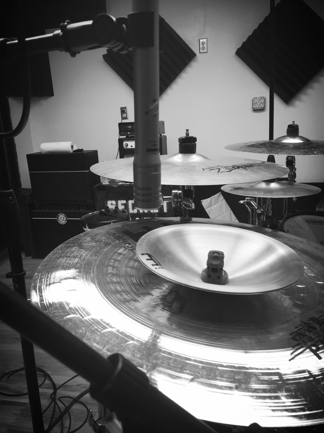 POV in the Drum Room