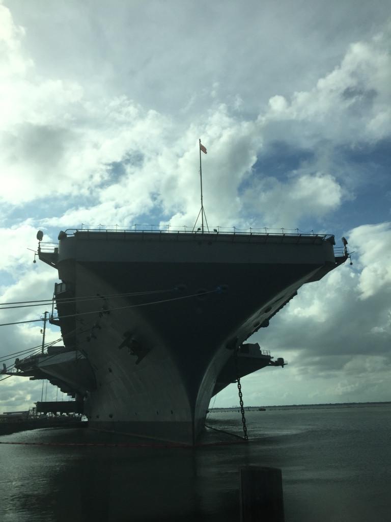 All Aboard CVN 73!