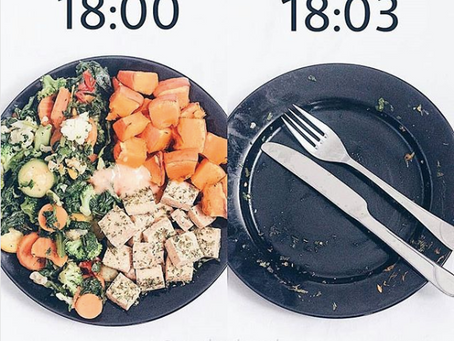 12 Strategies to Slow Down If You Are a Fast Eater