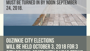 Ouzinkie Tribe and City Election Dates