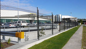 Chainwire security fences Brisbane, Gold Coast & surrounding suburbs