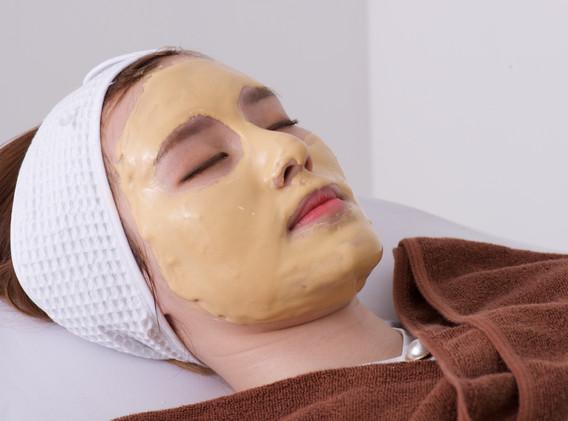 Aki clinic Gold mask.jpg