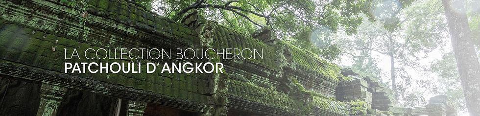 La Collection Patchouli d'Angkor