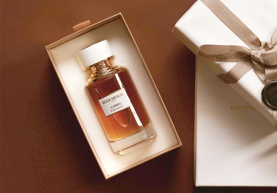 La Collection Boucheron Ambre d'Alexandrie